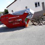 12 yard skip radnor road bristol