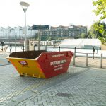 8 yard skip harbourside bristol