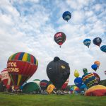 bateman skips balloon at the bristol balloon fiesta